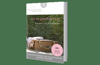 E-book review:Op de gezonde tour- Hoe doe ik dat nou in de praktijk? + winactie