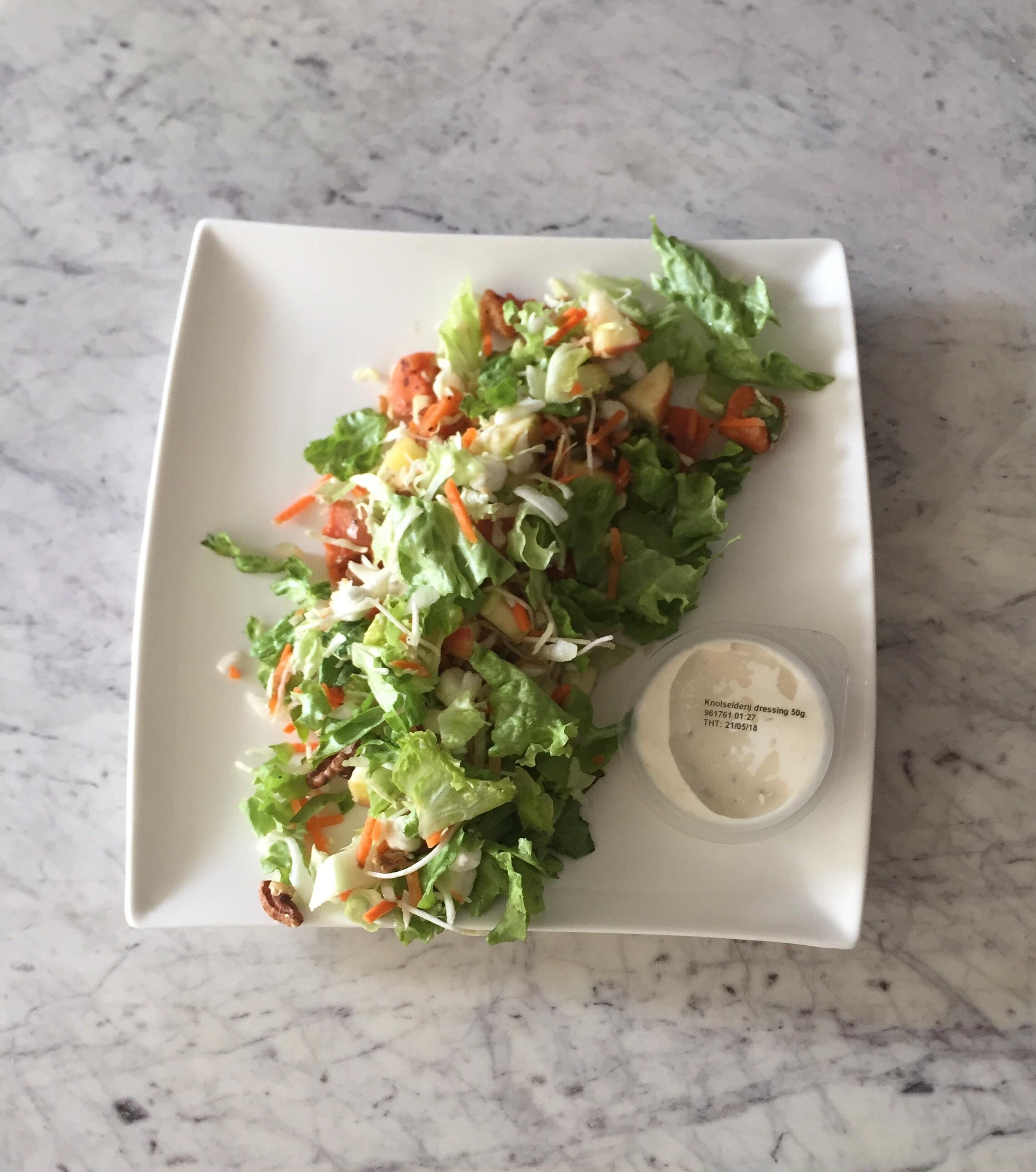 Review- nieuwe saladbowl van AH