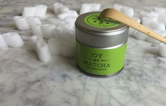 Review over Joy of matcha