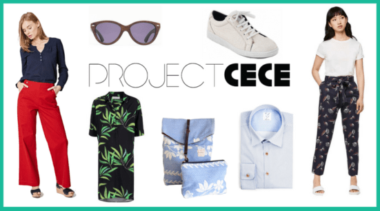 Project Cece: Duurzaam mode