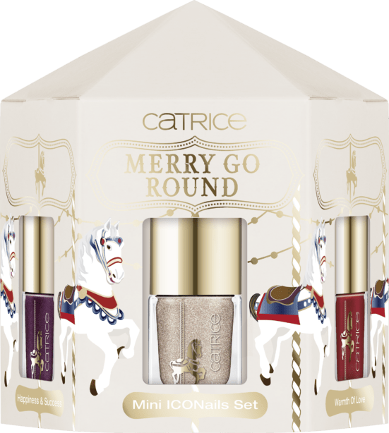 Sneak peak:  CATRICE MINI ICONAILS SET