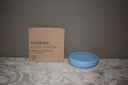 Oolaboo| face cleansing bar