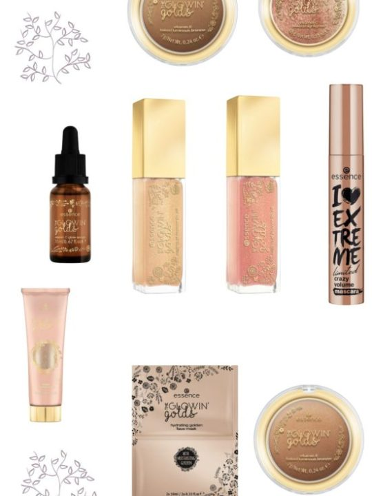 Creëer je eigen golden hour met de make-up producten van Essence