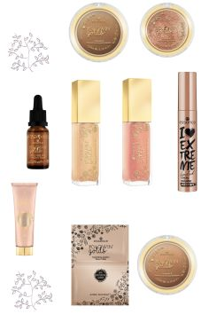 Essence Trend Edition the glowin' golds