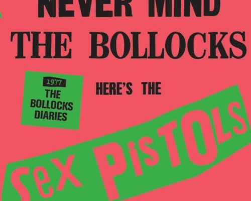 Back in '77 the Pistols were trending
