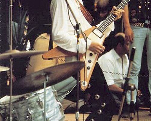 Keith's Flying V and a bunch of other reasons talk of Gibson's demise makes me sad.