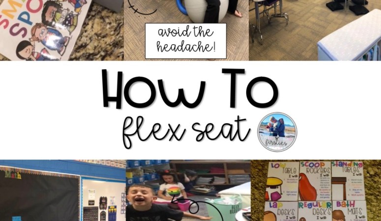 How To Flex Seat