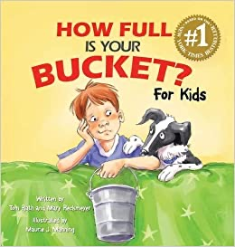 how full is your bucket book