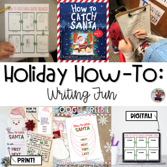 How to Catch Santa Blog Post