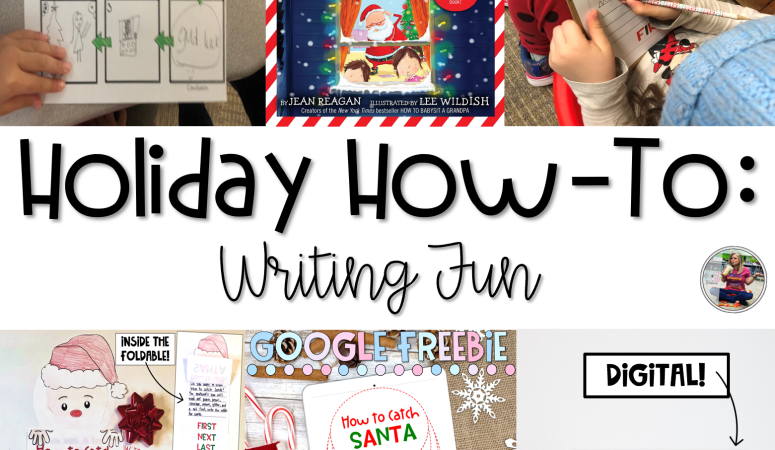Holiday How-To Writing