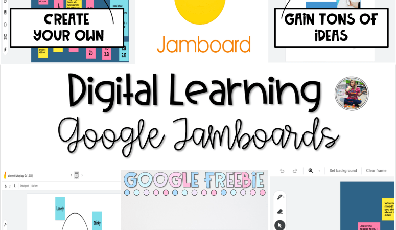 Google Jamboard – The Interactive Whiteboard and So Much More!