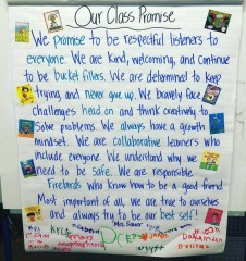 the benefits of a classroom promise