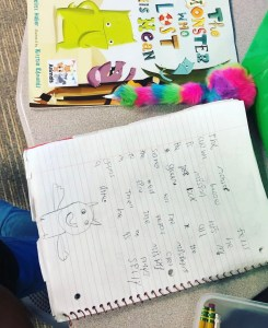 end of the year brain dump activity