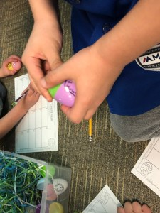hands on time activity