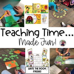 Teaching Time Blog Post