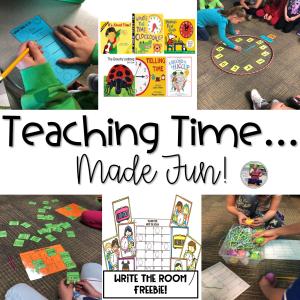 Teaching Time Blog Post
