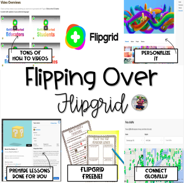 Flipgrid in elementary classrooms blog post