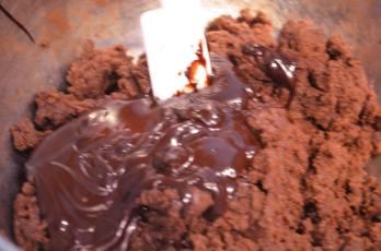 Mix the dough: Step 8