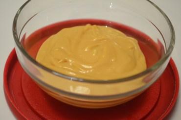 Caramel Mousseline Cream