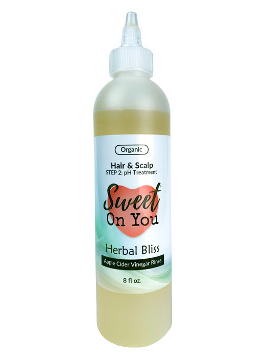 Hair pH Treatment ACV Rinse