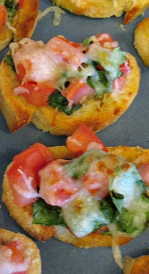 Mexican Bruschetta