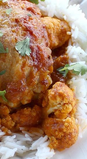 Braised Chicken Curry