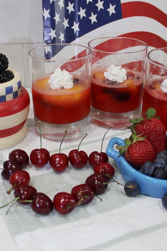 Summer Fruit Cups