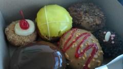 box of donuts mavericks donut company