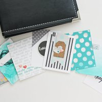 Make Your Own Pocket Page Scrapbooking Cards
