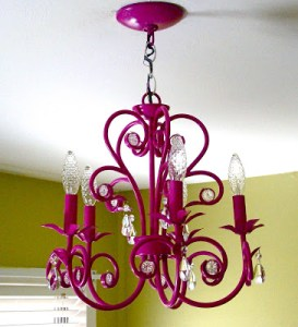Wish I Had That- Funky Chandeliers