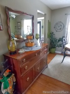 My Vintage Buffet- A Plea for Help