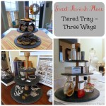 Tiered Tray–Three Ways