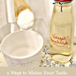 Two Ways to Whiten Your Teeth Naturally