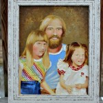 Trashtastic Treasures- Turn an Old Photo Into a Painting