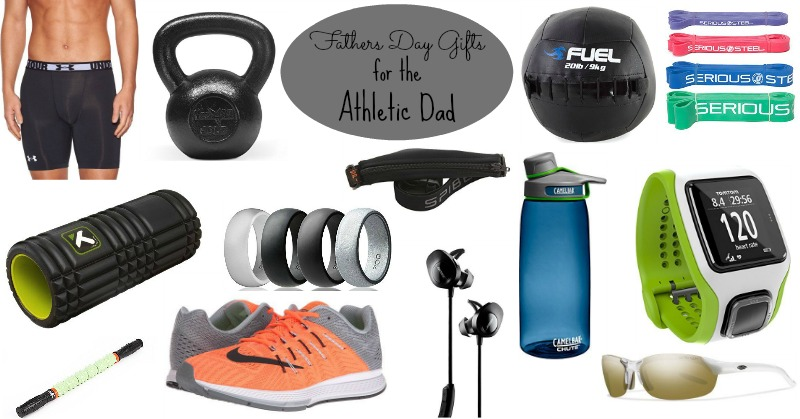 13 Fathers Day Gift Ideas For The Athletic Dad