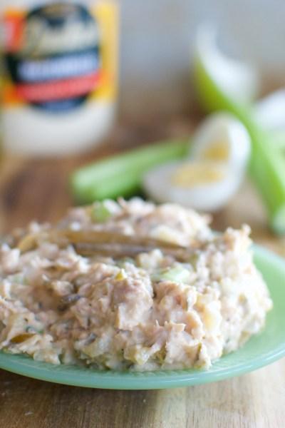 Toni's Tuna Salad