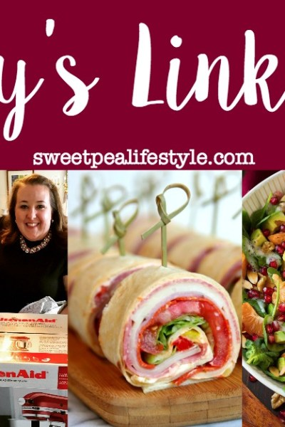 Friday's Link Love