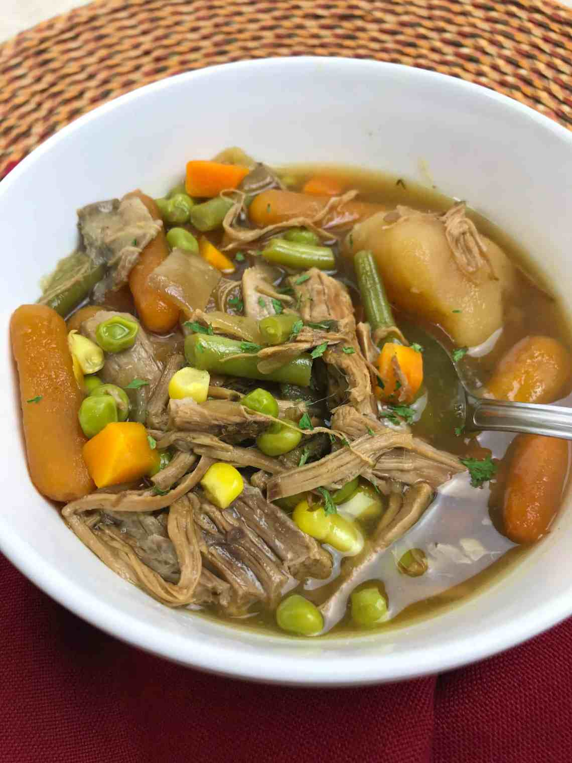 Easy Beef Stew Recipe - Homemade Beef Stew