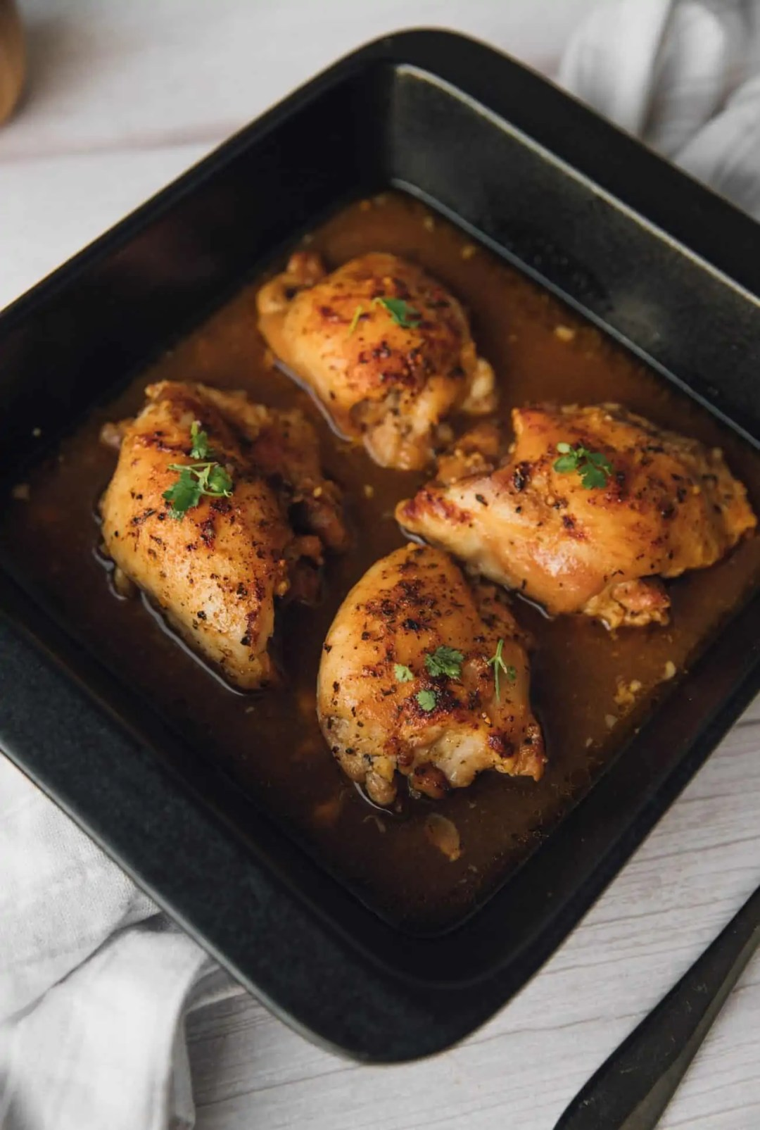 Slow Cooker Brown Suger Chicken