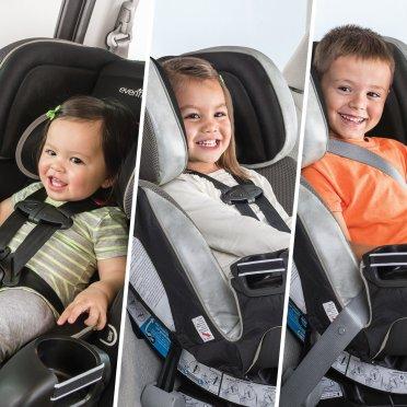 Evenflo Symphony Elite / Evenflo car seats