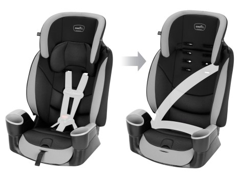 best rated harness to booster seats / car seats buying guide