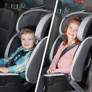 Evenflo Maestro car seat / harness to booster seats