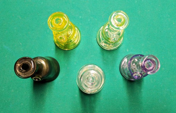 glassmith pocket bottles