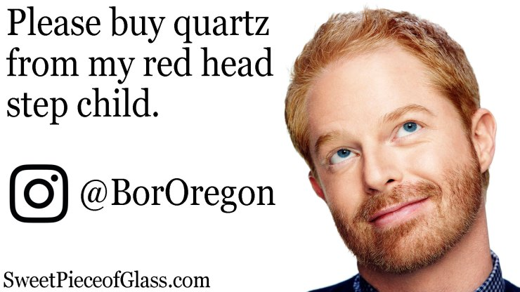 Michell says buy BorOregon quartz