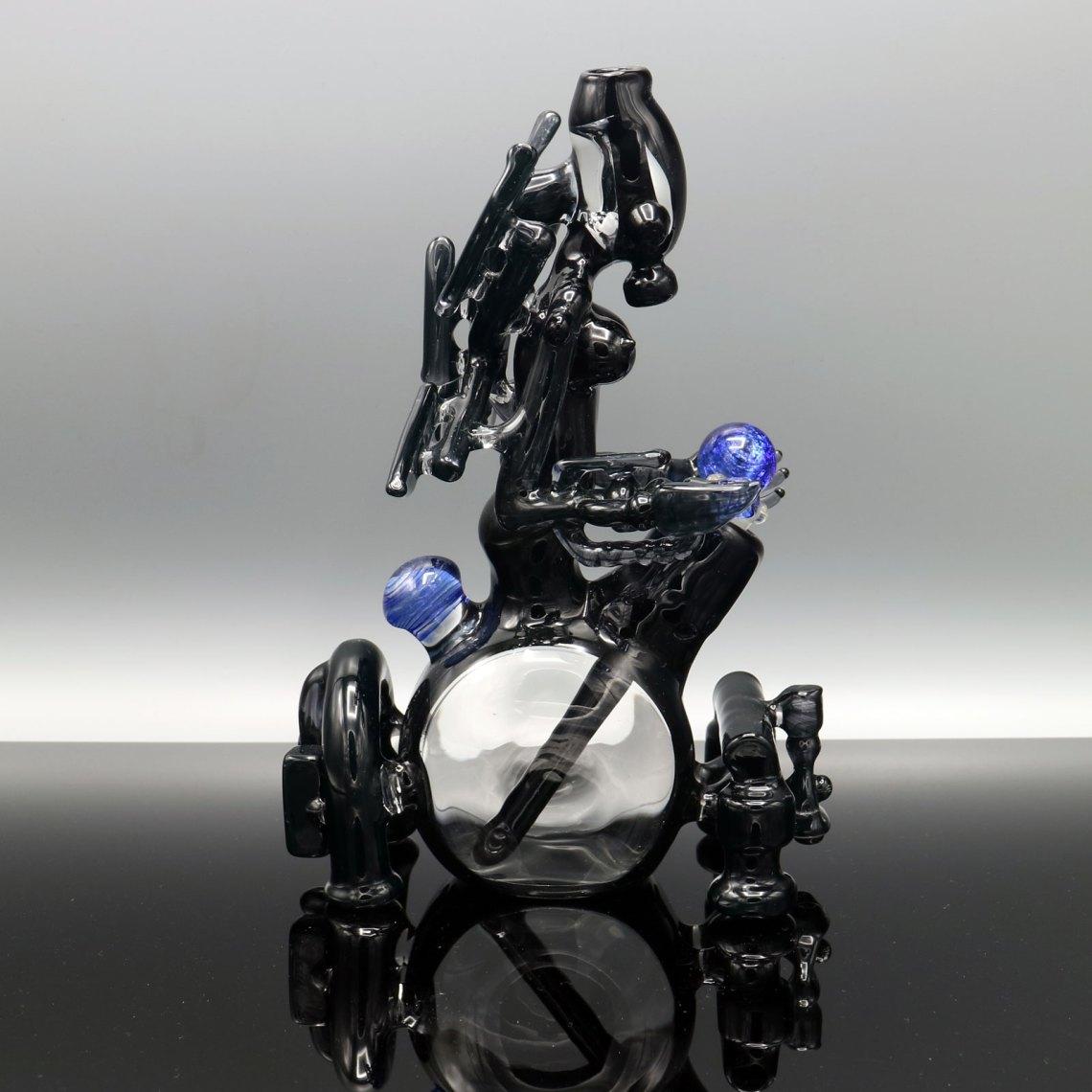 Kiebler – Fairymech Functional Sculpture