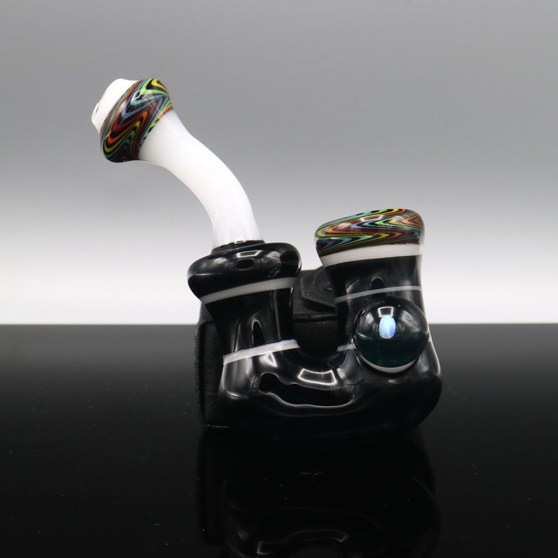 Chappell Glass – Black and White Sherlock