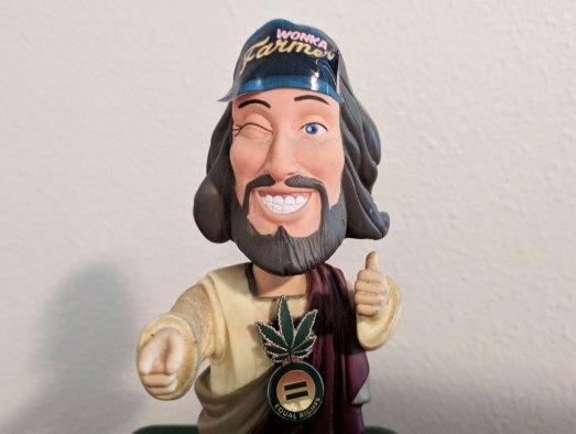 Buddy Christ Wonka Farmer