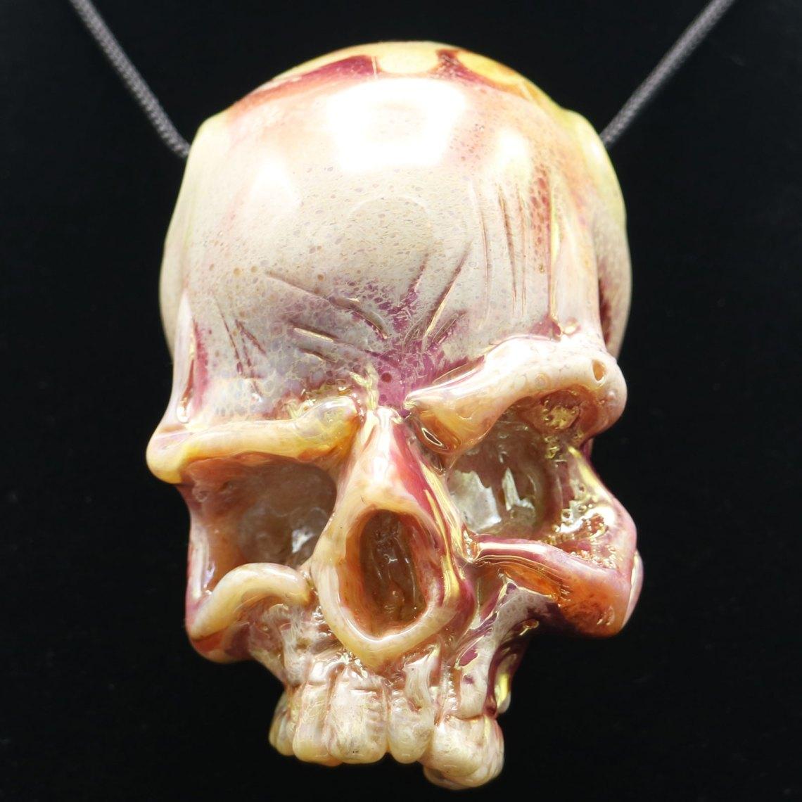 Jonny Carrcass – Skull Pendant