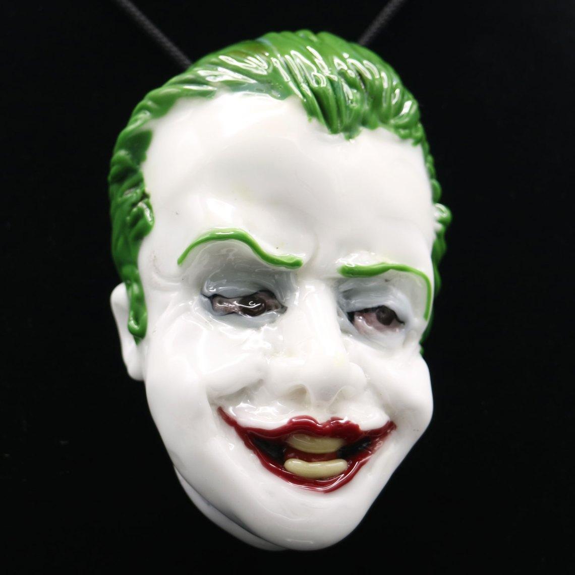 Jonny Carrcass – Jack Nicholson Joker Pendant