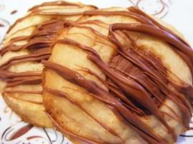 Peanut Butter Chocolate Shortbread